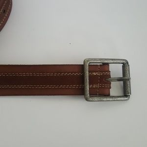Lucky Brand Accessories - New Lucky Brand Brown Leather Belt